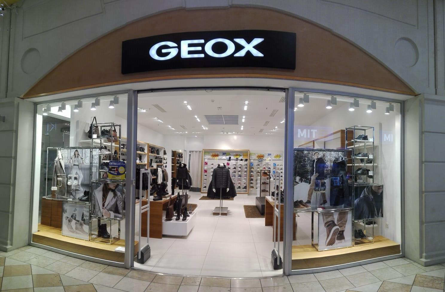 La Negozio Geox Fattoria Centro Veneto rovigo Commerciale Cpp4q1