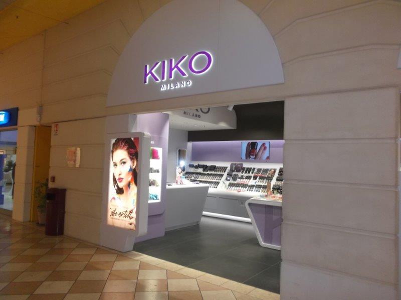 Negozio KIKO Milano - Centro Commerciale La Fattoria (Rovigo - veneto) 5a7a1dff9b3
